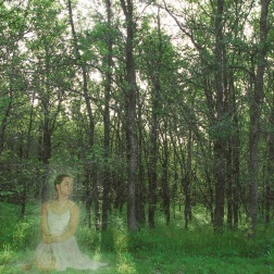 Stewart, Lauren. Dryad of the Forest. 2014. Archival Pigment Print.