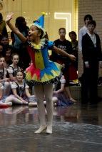 Texas Ballet Theater Dallas School, Northpark Mall, 2012
