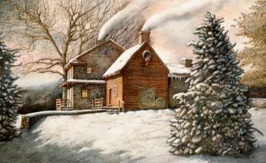 Santoleri, Nicholas P. Brandywine Christmas. 1995. Web. 17 Dec. 2014.