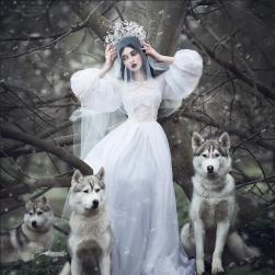 Kareva, Margarita. Ghostly Beauty. Web. 24 Dec. 2014.