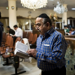AFP. Tehran Synagogue. 2013. Web. 18 Dec. 2014.