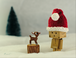 Sayer, Pearl-Lucia. Wont You Guide my Sleigh Little Rudolph. 2011. Web. 15 Dec. 2014.
