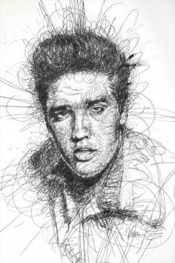 Low, Vince. Elvis Presley. 2013. Web. 30 Jan. 2015.
