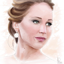 Pereira, Joana. Jennifer Lawrence. 2013. Web. 3 Jan. 2015.