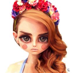 Pereira, Joana. Lana Del Rey. 2014. Web. 3 Jan. 2015.