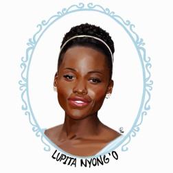 Pereira, Joana. Lupita Nyong'o. 2014. Web. 3 Jan. 2015.