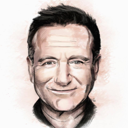 Pereira, Joana. Robin Williams. 2014. Web. 3 Jan. 2015.