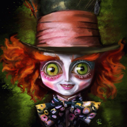 Pereira, Joana. The Mad Hatter. 2014. Web. 3 Jan. 2015.