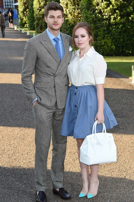 Jim Chapman and Tanya Burr. 2015. Web. 27 June 2015. http://www.glamourmagazine.co.uk/fashion/celebrity-fashion/2013/12/fashionable-couples/viewgallery/1427264