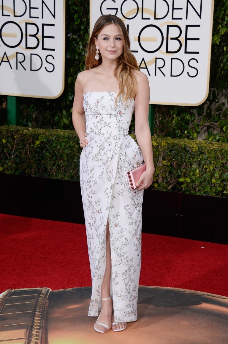 Djansezian, Kevork. Melissa Benoist in Monique Lhuillier. 2016. Web. 11 Jan. 2016. http://www.vanityfair.com/style/photos/2016/01/golden-globes-2016-red-carpet-fashion.