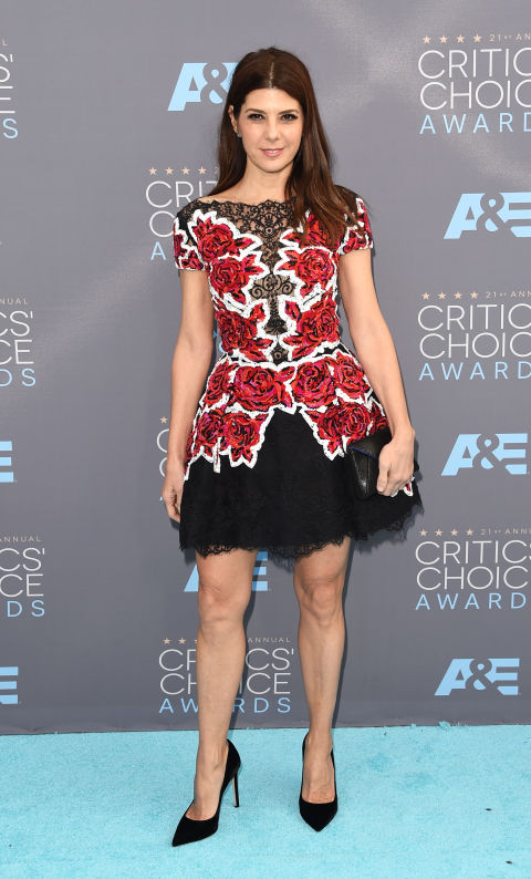 Merritt, Jason. Marisa Tomei in Zuhair Murad. 2016. Web. 18 Jan. 2016. http://www.harpersbazaar.com/celebrity/red-carpet-dresses/g6732/the-best-dressed-at-the-critics-choice-awards/?slide=28.