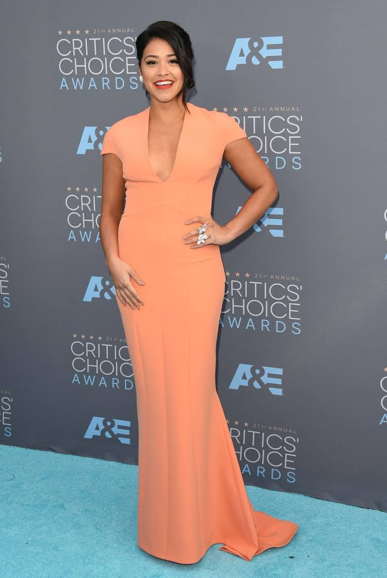 Merritt, Jason. Gina Rodriguez in Safiyaa. 2016. Web. 18 Jan. 2016. http://www.usmagazine.com/celebrity-style/pictures/critics-choice-awards-2016-red-carpet-see-the-stars-w161883/gina-rodriguez-w161891.