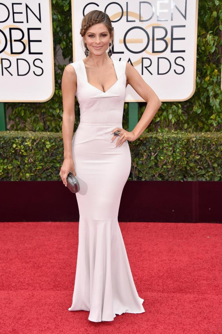 Shearer, John. Maria Menounos. 2016. Web. 11 Jan. 2016. http://www.nydailynews.com/entertainment/golden-globes-2016-best-worst-red-carpet-gallery-1.2491685?pmSlide=1.2491673.