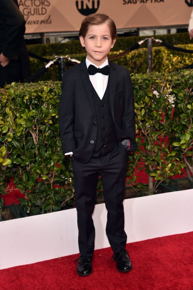 Getty. Jacob Tremblay. 2016. Web. 31 Jan. 2016. https://www.yahoo.com/style/sag-awards-2016-everyone-wore-233928853/photo-jacob-tremblay-at-the-22nd-annual-1454212177022.html.