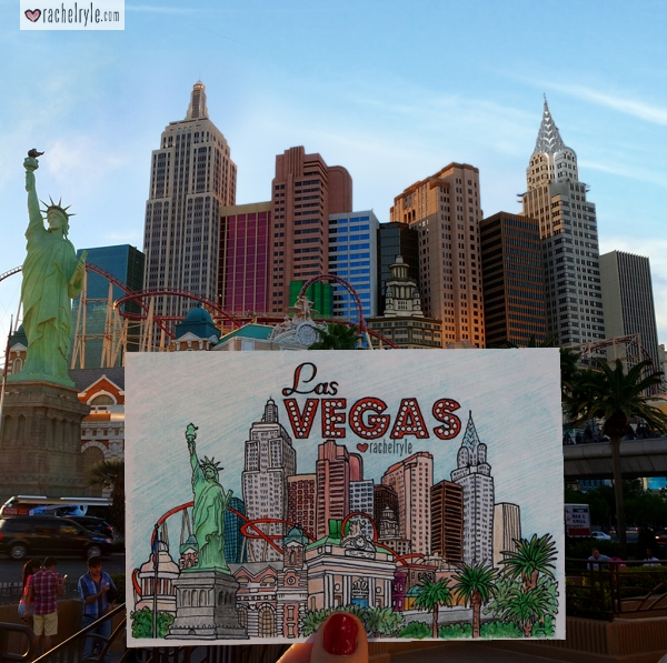 Ryle, Rachel. Las Vegas. Web. 27 Jan. 2016. http://www.rachelryle.com/illustration/.