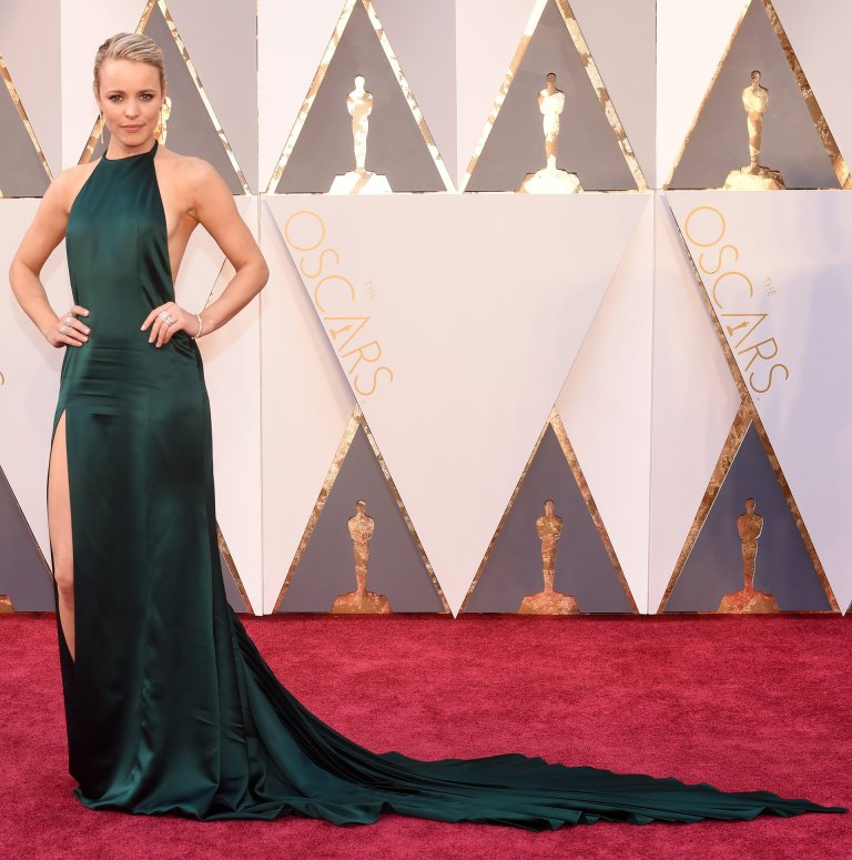 Fisher, David. Rachel McAdams in August Getty Atelier. 2016. Web. 28 Feb. 2016. http://www.theguardian.com/fashion/gallery/2016/feb/28/oscars-red-carpet-fashion-2016-in-pictures.