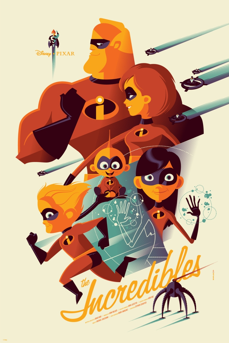Whalen, Tom. The Incredibles. Web. 5 Feb. 2016. http://www.strongstuff.net/#/pixar/.
