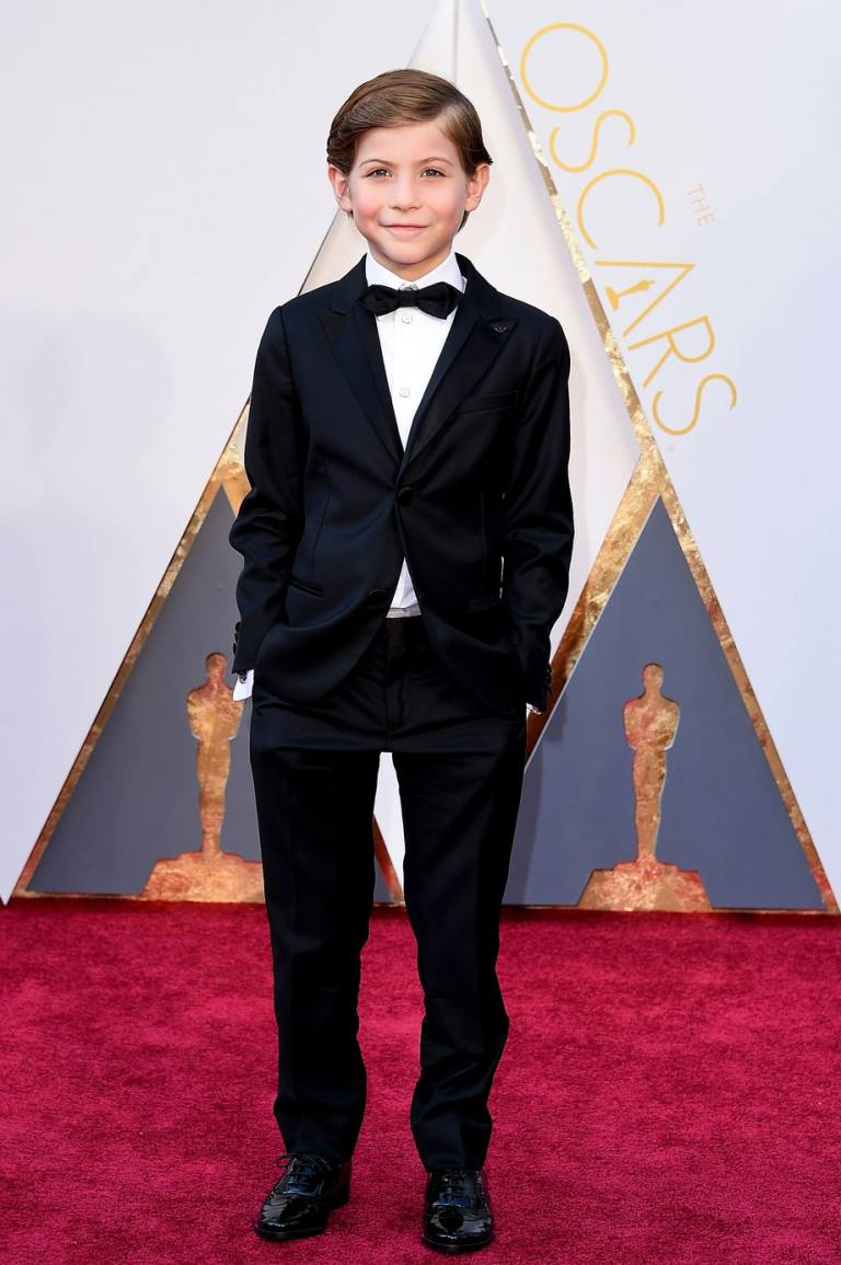 Granitz, Steve. Jacob Tremblay. 2016. Web. 29 Feb. 2016. http://www.usmagazine.com/celebrity-style/pictures/oscars-2016-red-carpet-fashion-men-in-tuxes-w165614/jacob-tremblay-w165623.