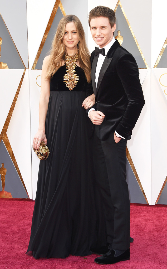Merritt, Jason. Eddie Redmayne in Alexander McQueen and Hannah Bagshawe. Web. 29 Feb. 2016. http://www.eonline.com/photos/18325/couples-at-the-2016-oscars/684067.