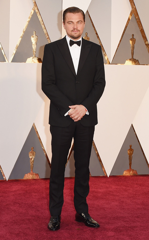 Merritt, Jason. Leonardo DiCaprio in Giorgio Armani. 2016. Web. 28 Feb. 2016. http://www.eonline.com/photos/18308/oscars-2016-what-the-stars-wore/684131.