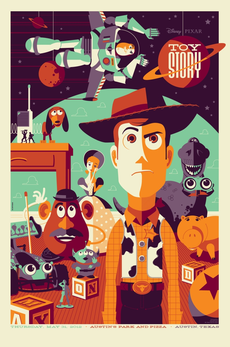Whalen, Tom. Toy Story. Web. 5 Feb. 2016. http://www.strongstuff.net/#/pixar/.