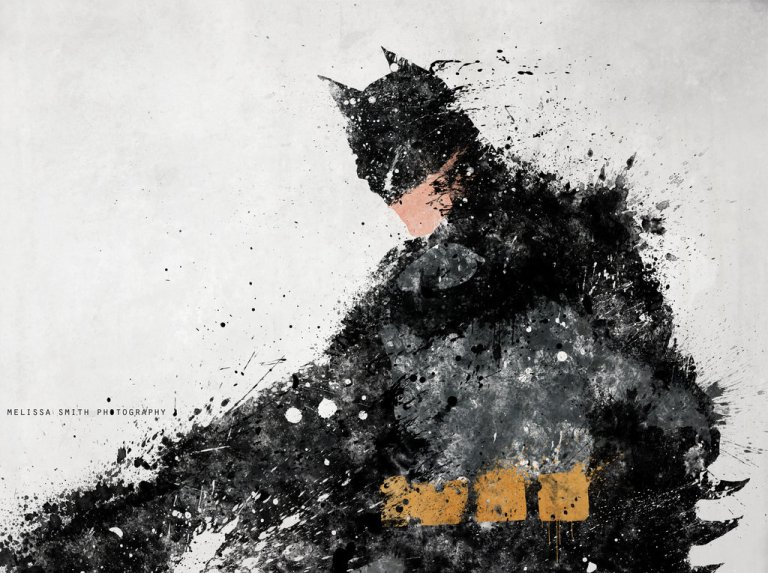 Smith, Melissa. Batman. 2012. Web. 26 Mar. 2016. http://www.deviantart.com/art/Batman-318361288.