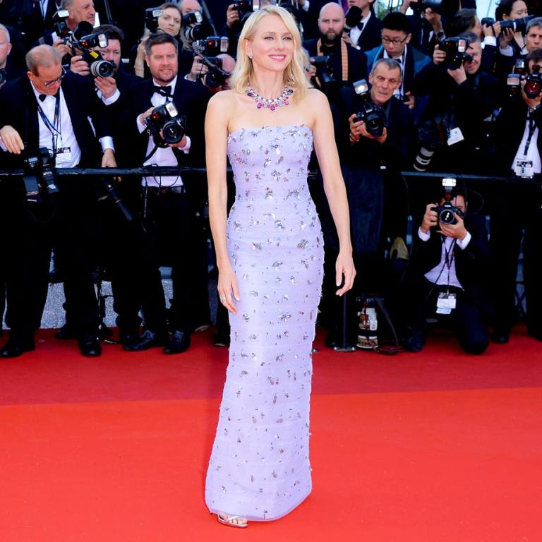 Charriau, Dominique. Naomi Watts in Giorgio Armani Prive. 2016. Web. 15 May 2016. http://www.usmagazine.com/celebrity-style/pictures/cannes-film-festival-2016-red-carpet-fashion-what-the-stars-wore-w206058/eva-longoria-w206062.
