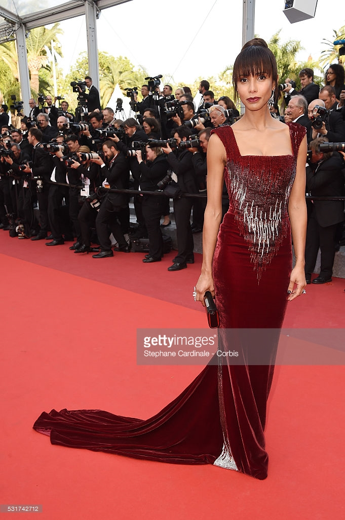 Cardinale, Stephane. Sonia Rolland in Georges Chakra. 2016. Web. 23 May 2016. http://www.gettyimages.com/galleries/search?phrase=Sonia+Rolland&family=editorial&specificpeople=224948.