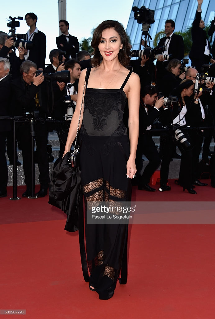 Le Segretain, Pascal. Katya Mtsitouridze in Givenchy. 2016. Web. 23 May 2016. http://www.gettyimages.com/event/elle-red-carpet-arrivals-the-69th-annual-cannes-film-festival-637215813#katya-mtsitouridze-attends-the-elle-premiere-during-the-69th-annual-picture-id533207720.