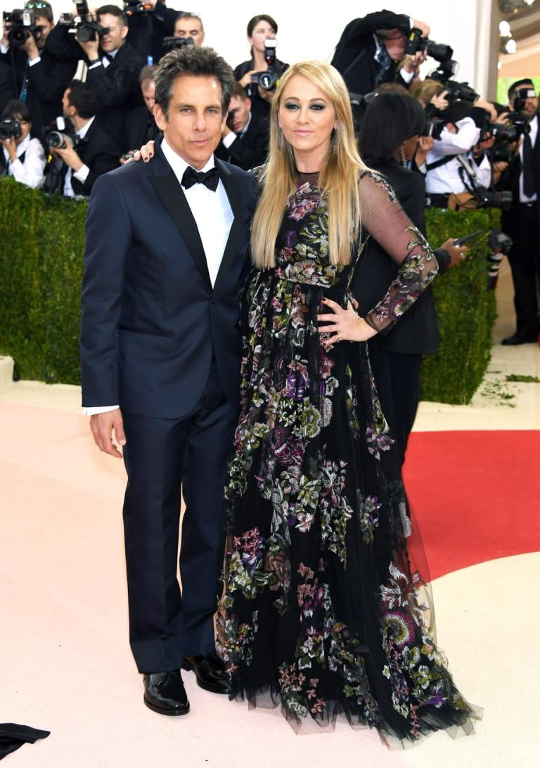 Busacca, Larry. Ben Stiller and Christine Taylor in Valentino. 2016. Web. 4 May 2016. http://www.usmagazine.com/celebrity-style/pictures/met-gala-2016-red-carpet-fashion-what-the-stars-wore-w204308/ben-stiller-and-christine-taylor-w205146.