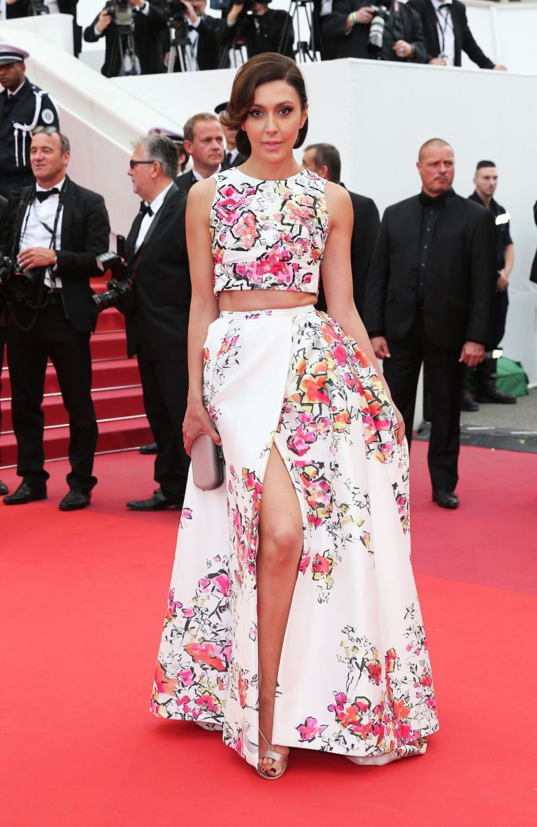 Schober, Gisela. Katya Mtsitouridze in Zuhair Murad. 2016. Web. 24 May 2016. http://www.lexpress.fr/styles/diapo-photo/styles/tapis-rouge/cannes-2016-les-plus-belles-robes-de-stars_1791299.html.