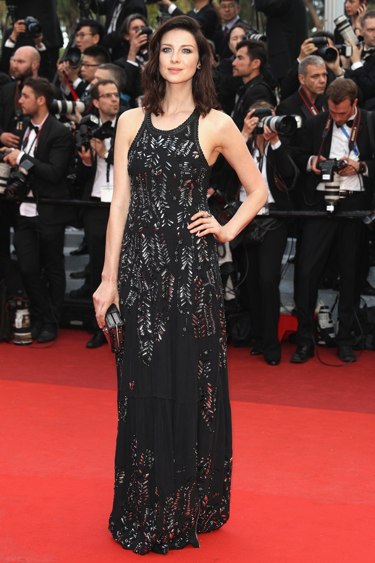 Getty. Caitriona Balfe in Louis Vuitton. 2016. Web. 15 May 2016. http://www.grazia.es/galeria/cannes-2016-todos-los-looks/#img76.