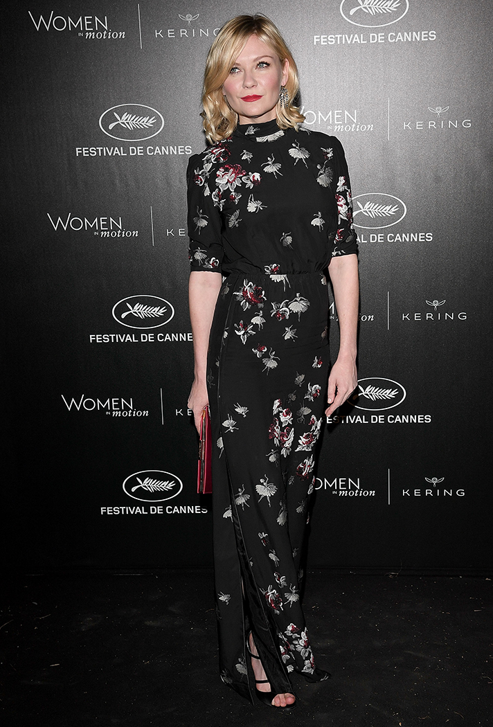 Getty. Kirsten Dunst in Marc Jacobs. 2016. Web. 17 May 2016. http://stylecaster.com/cannes-red-carpet-2016/slideshow/46.