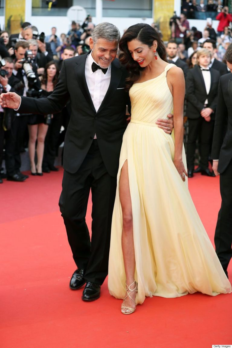 Pimentel, George. Amal Clooney in Atelier Versace. 2016. Web. 15 May 2016. http://www.huffingtonpost.ca/2016/05/12/amal-clooney-cannes-2016_n_9935530.html.