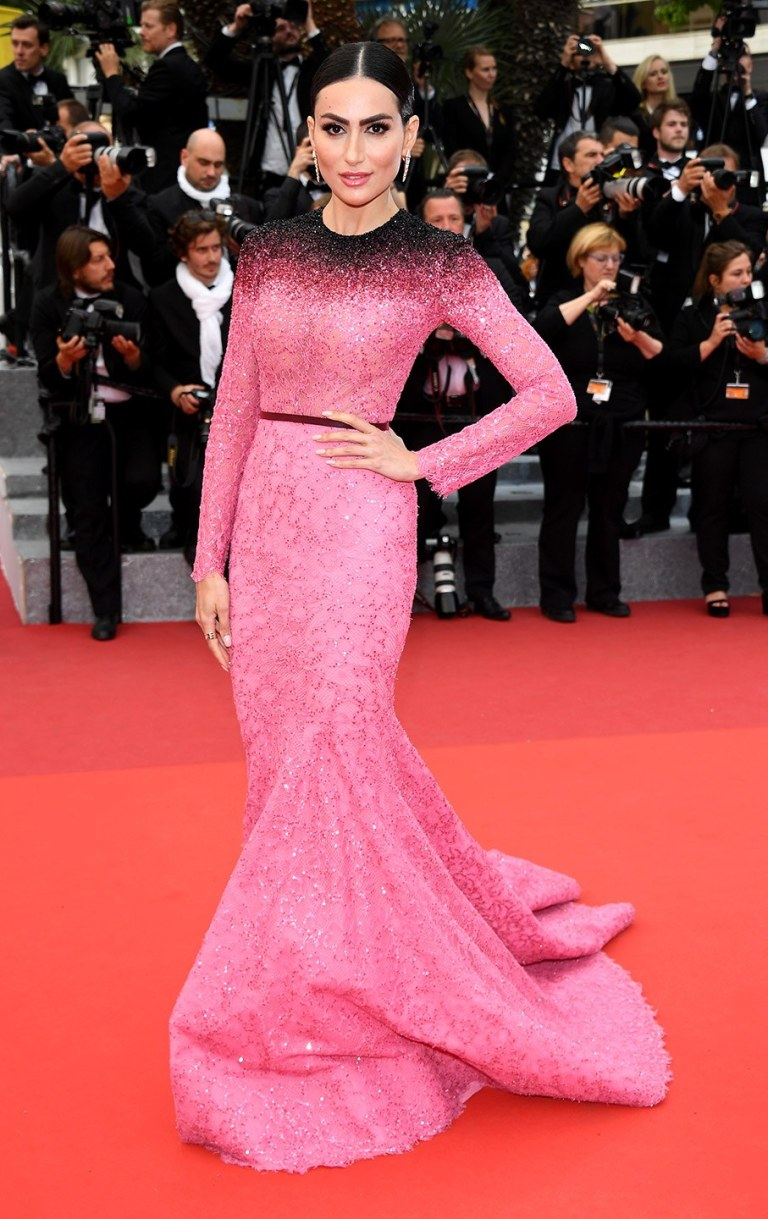 Venturelli/WireImage. Diala Makki in Georges Hobeika. 2016. Web. 17 May 2016. http://www.vanityfair.com/style/photos/2016/05/cannes-red-carpet-best-dressed-2016#35.