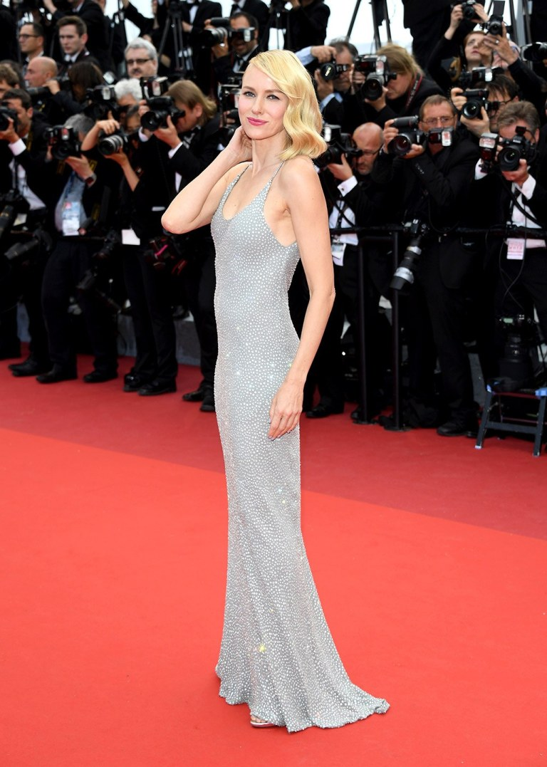 Venturelli/WireImage. Naomi Watts in Michael Kors. 2016. Web. 15 May 2016. http://www.vanityfair.com/style/photos/2016/05/cannes-red-carpet-best-dressed-2016#22.