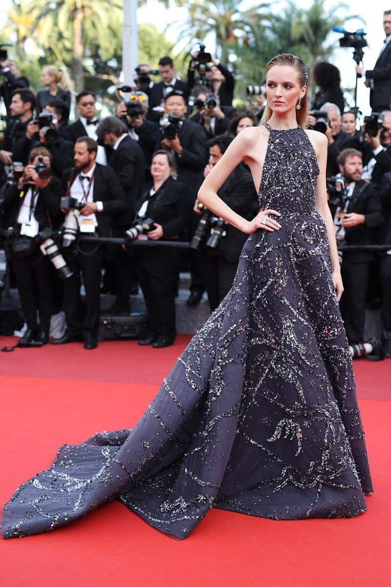 Rentz, Andreas. Daria Strokous in Zuhair Murad. 2016. Web. 17 May 2016. http://www.vanityfair.com/style/photos/2016/05/cannes-red-carpet-best-dressed-2016#20.