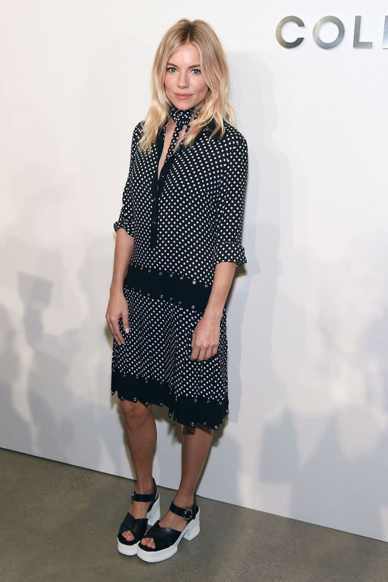 Getty. Sienna Miller in Michael Kors. 2016. Web. 18 Sept. 2016. http://www.vogue.co.uk/gallery/new-york-fashion-week-celebrities-front-row-parties-ss17.