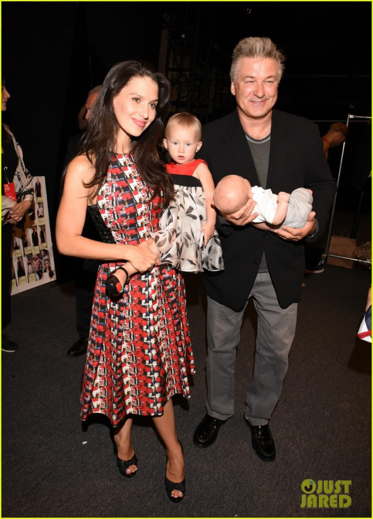 Getty. Hilaria Baldwin. 2016. Web. 18 Sept. 2016. http://www.justjared.com/photo-gallery/3462198/alec-baldwin-brings-3-month-old-son-rafael-to-nyfw-25/.