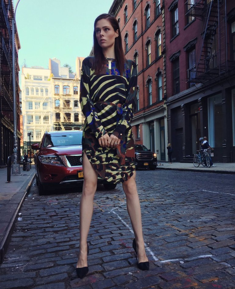 Coco Rocha in CO + CO. 2016. Web. 18 Sept. 2016. https://twitter.com/cocorocha/status/775748346153664512.
