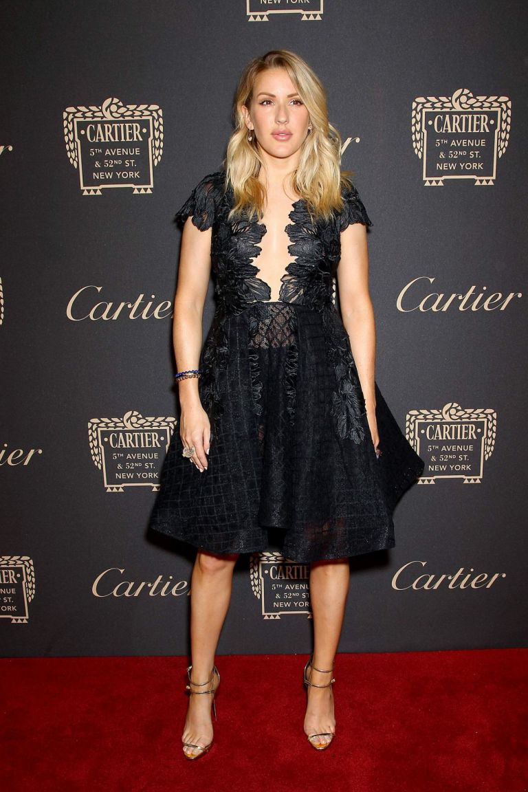 Ellie Goulding in Michael Cinco. 2016. Web. 14 Sept. 2016. http://celebmafia.com/ellie-goulding-cartier-fifth-avenue-mansion-reopening-party-nyc-972016-598359/.
