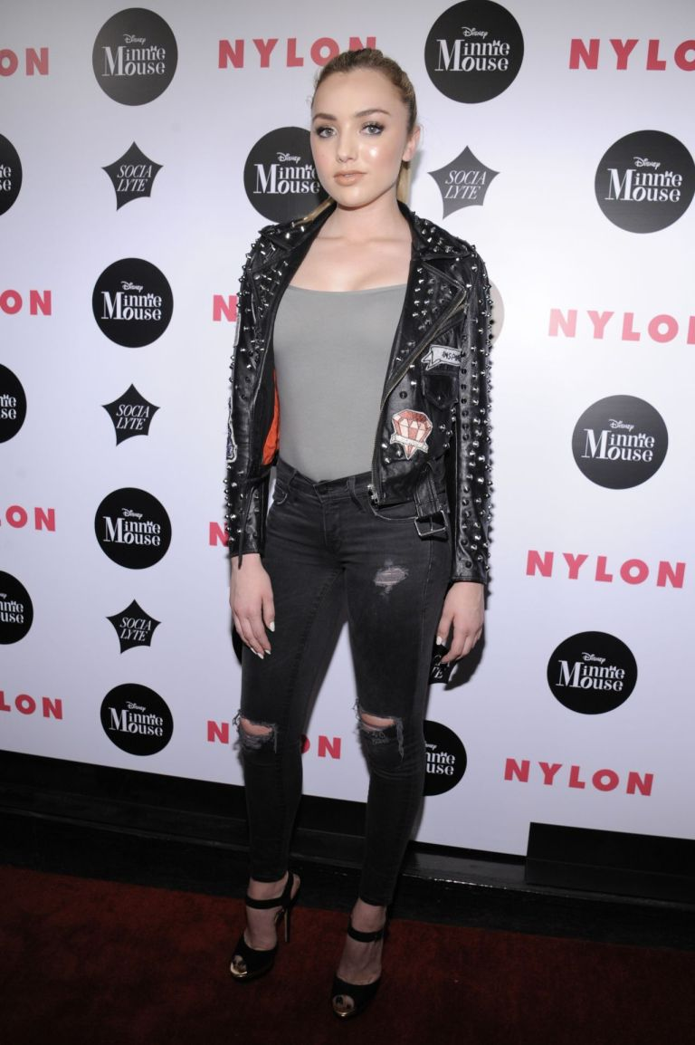 Peyton List. 2016. Web. 14 Sept. 2016. http://celebmafia.com/peyton-list-nylon-rebel-fashion-party-new-york-city-982016-598058/.